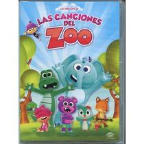 Las Canciones Del Zoo - Varios Interpretes Dvd