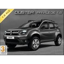 Nueva Renault Duster Privilege 4x2 2.0 16v (cd)