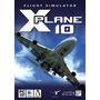 X-plane 10 64bits Simulador Vuelo Juego Pc Original Platinum