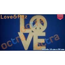 Palabra Love 30 Cm