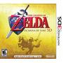 Nintendo 3ds Zelda Ocarina Of Time 3d Nuevo Fisico