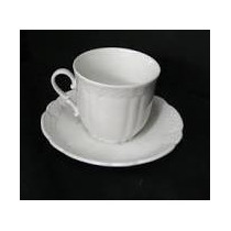 Verbano Jgo 6 Tazas Cafe C Plato Vanna Blanco J J Maito