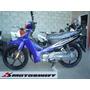 Yamaha New Crypton 110 Full Garantia Oficial - En Motoswift