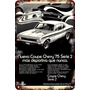 Postercarteles Antiguo Chapa 60x40m Chevrolet Chevy Au-145