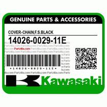 Kawasaki Zx 14 14026-0056-11e Cover-chain, F.s.black