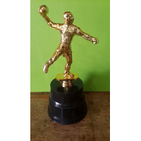 Trofeo Plástico Handball - Handbol - Balonmano - Souvenir