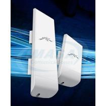 Antena Ubiquiti Enlace Wi Fi Nano Loco M2 Ap Cliente Router