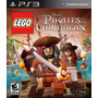 Lego Piratas Del Caribe Ps3 Original Físico En Disco