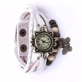 Reloj Vintage De Mujer X 10 Unidades Todos Los Colores