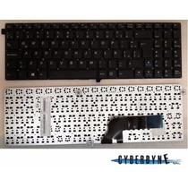 Teclado P/ Notebook Bangho Max 1524 G01 W550 Nuevo Español