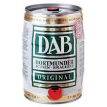 Cerveza Dab Barril 5 Litros - Vinoteca En Banfield