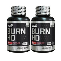2 Burn Hd Matrix 60 Caps C/u Ena Quemador De Grasa