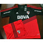 Conjunto Suplente Camiseta + Short - River Plate 2015
