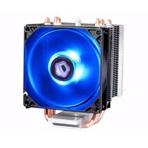 Cpu Cooler Id Cooling Se 903 Led Azul Intel Amd 2 Uni