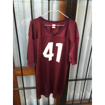 Camiseta Football (wilson) Universitaria Usa,#41,talle L