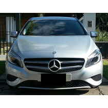 Mercedes Benz Clase A 200 Blueefficiency Urban 2013