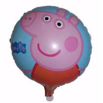 Pack 25 Globos Peppa Pig-frozen-sofia-minnie-mickey-cars-vs