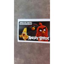 Juego De Cartas Coleccionables Angry Birds