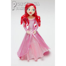 Princesas En Porcelana Fria - Adorno Para Torta