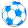 Globos Metalizados Pelota De Futbol - 3 Colores - Combo Deco