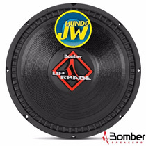 Subwoofer Bomber 12 Pulgadas 350rms Bobina Simple Up Grade