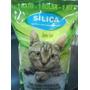 Piedras Silica Lazy Cat Sanitarias 3,8 L Súper Rendidoras !!
