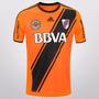 Camiseta Original Adidas River Naranja Liquidacion