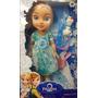 Muñeca Frozen Con Luz Y Sonido Elsa Anna (30/35cm Aprox)