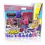 Set De Pelo Barbie Super Princesa Power Princess Con Cepillo