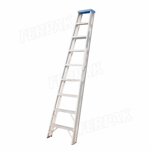 Escalera aluminio familiar 3 escalones 100 ind argentina - Escaleras aluminio precios ...