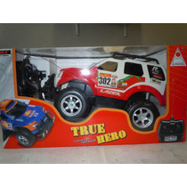 Radio Control True Hero Multicanal Tipo Tc 1/18+