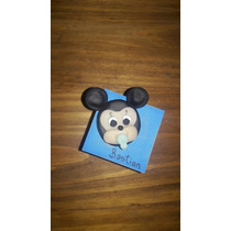 Souvenirs Mickey En Porcelana Fria