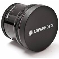 Ojo De Pez Macro 52 58 Mm. 0.21x Nikon Canon Factura A / B