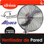 Ventilador Industrial Alpaca De Pared 26' 66 Cm 200w Fb-65