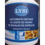 Aceite De Higado De Bacalao Lysi .-origen Islandia