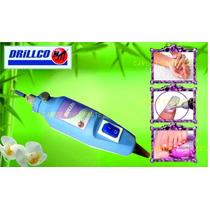 Torno Prof Drillco Roller Manicuria Podologia Pedicuria Uñas