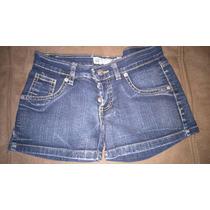 Short De Jeans Inquieta