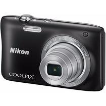 Camara Nikon S2900 + 16gb + Funda + Tripode + Lector + 12 Cu