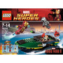 Lego 76006 Super Heroes Iron Man Extremis Sea Port Battle.
