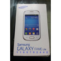 Samsung Galaxy Fame Lite Negro Liberado Impecable Celular