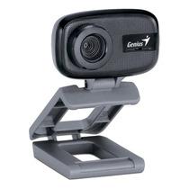 Webcam Con Microfono Genius Facecam Camara Web Para Pc