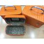 Set De Cofres Porta Cosmeticos *remato*