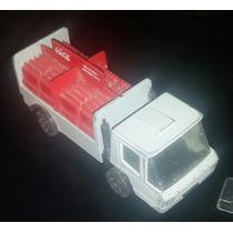 Camioncito Coca Cola -
