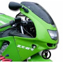 Parabrisa Zx6r Motos Kawasaki Burbuja Cupula Ninja Zx 6 R