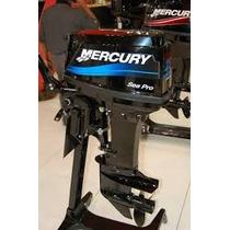 Mercury 25hp 2 Tiempos Sea Pro Pata Corta Garantia Oficial