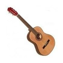 Guitarra Clasica Criolla Gracia M2 Estudio C/ Funda Y Puas