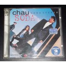 Soda Stereo - Chau Soda Cd Doble Ed. 1997 Muy Buen Estado!