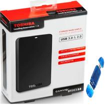 Disco Rigido Externo 2tb Toshiba Western Digital +regalo