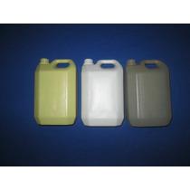 Bidon 5 Litros Plastico Tapa Precinto Bidones