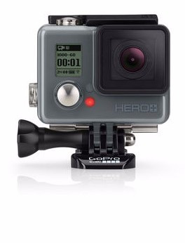 Cámara Gopro Hero + Waterproof 1080p Conexión Wi-fi + Bt